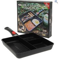 NGT 3 Way Outdoor Frying Pan (with Removable Handle)
