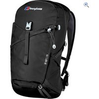 Berghaus Remote 28 Rucksack - Colour: JET BLACK
