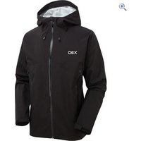 OEX Mens Hydra Stretch 2.5 Jacket - Size: XXXL - Colour: Black