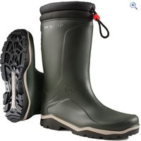 Dunlop Blizzard Mens Winter Boot - Size: 46 - Colour: Green