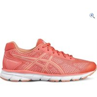 Asics GEL-Impression 9 Womens Running Shoe - Size: 8 - Colour: Pink-White