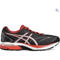 Asics GEL-Pulse 8 Mens Running Shoes - Size: 10 - Colour: Black / Red