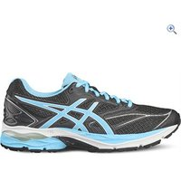 Asics GEL-Pulse 8 Womens Running Shoes - Size: 7 - Colour: Black / Blue