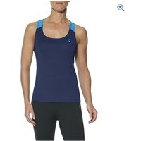 Asics Womens Fitted Tank - Size: L - Colour: INDIGO BLUE