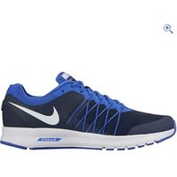 Nike Air Relentless 6 Mens Running Shoes - Size: 9 - Colour: Black / Blue
