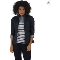 Regatta Womens Cosmia Quilted Jacket - Size: 10 - Colour: Navy