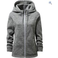 Craghoppers Womens Vector Hooded Jacket - Size: 10 - Colour: Platinum