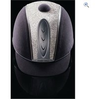 Harry Hall Legend Cosmos Riding Hat - PAS015 - Size: 71-8 - Colour: GREY-SILVER