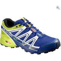 Salomon Mens Speedcross Vario Running Shoe - Size: 11 - Colour: Blue