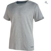 Mammut Mens Crashiano T-Shirt - Size: XXL - Colour: MELANGE ORION