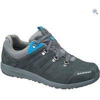 Mammut Mens Chuck Low Shoe - Size: 9.5 - Colour: GRAPHITE-BLUE
