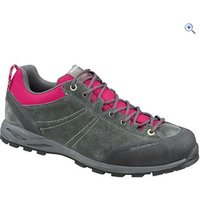 Mammut Womens Wall Low Shoe - Size: 5 - Colour: GRAPHIT-MAGENTA