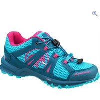 Mammut First Low Kids Walking Shoe - Size: 31 - Colour: PACIFIC-PINK