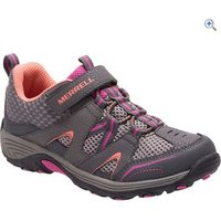 Merrell Kids Trail Chaser Walking Shoe (Infants) - Size: 1 - Colour: MULTI
