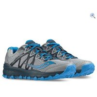 Saucony Caliber TR Womens Trail Running Shoes (UK Size 3, 3.5) - Size: 3.5 - Colour: GREY-BLUE