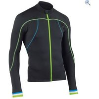 Northwave Sonic Long Sleeve Jersey - Size: XL - Colour: Black / Blue