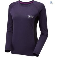 North Ridge Womens Resistance Long Sleeve Baselayer - Size: 16 - Colour: PARACHUTE
