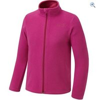 Freedom Trail Kids Dakota Fleece - Size: 13 - Colour: Verry Berry