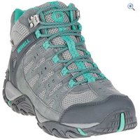 Merrell Womens Accentor Mid Vent WP Walking Boots - Size: 8 - Colour: SEDONA-ATLANTIS