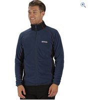 Regatta Mens Ashton Fleece Jacket - Size: M - Colour: DARK DENIM