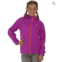 Regatta Kids Hipoint Stretch II Jacket - Size: 32 - Colour: VIVID VIOLA