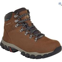 Karrimor Mens Mendip 3 NB Walking Boots - Size: 8 - Colour: Dark Earth Brown