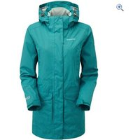 Craghoppers Madigan III Long Womens Jacket - Size: 14 - Colour: PEACOCK