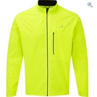 Ronhill Mens Everyday Jacket - Size: M - Colour: Fluo Yellow