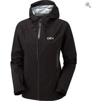 OEX Womens Hydra Stretch 2.5 Jacket - Size: 18 - Colour: Black