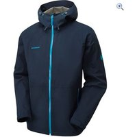 Mammut Mens Juho Jacket - Size: XXL - Colour: Blue