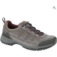 Berghaus Womens Expeditor Active AQ Tech Shoes - Size: 6 - Colour: CHARCOAL-WINE