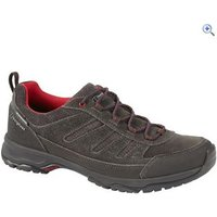 Berghaus Mens Expeditor Active AQ Tech Shoes - Size: 8 - Colour: CHARCOAL-RED