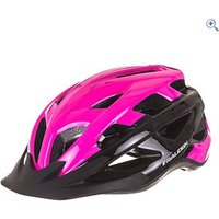 Raleigh Quest Cycling Helmet - Size: M - Colour: PINK-BLACK