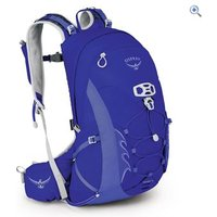 Osprey Tempest 9 Womens Hiking Backpack - Colour: IRIS BLUE