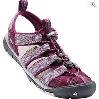 KEEN Womens Clearwater CNX Sandals - Size: 7 - Colour: DARK-PURPLE