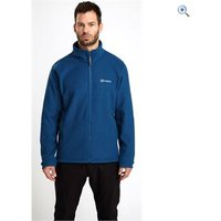 Berghaus Bampton Mens Fleece Jacket - Size: XL - Colour: POSEIDON