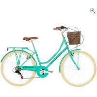 Compass Classic Womens Hybrid Bike - Size: 22 - Colour: Coral Pink