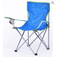 Freedom Trail Nevada Chair - Colour: AZURE BLUE