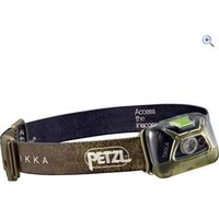 Petzl Tikka Headlamp - Colour: Green