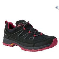 Berghaus Explorer Active GTX Womens Hiking Shoes - Size: 6 - Colour: BLACK-CERISE