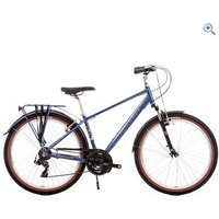 Raleigh Voyager Trail Hybrid Bike - Size: 17 - Colour: Blue