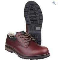 Cotswold Mens Stonesfield Walking Shoes - Size: 8 - Colour: Dark Brown