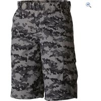 Columbia Kids Silver Ridge Printed Short - Size: XXS - Colour: Shark