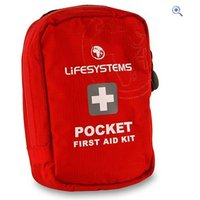 Lifesystems Pocket First Aid Kit - Colour: 1040