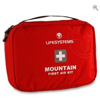 Lifesystems Mountain First Aid Kit - Colour: Red