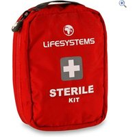 Lifesystems Sterile First Aid Kit - Colour: 1010