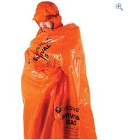 Lifesystems Survival Bag - Colour: Orange