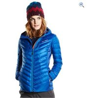 Berghaus Womens Tephra Stretch Jacket - Size: 12 - Colour: GALAXY BLUE