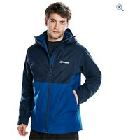 Berghaus Mens Fellmaster 3-in-1 Jacket - Size: S - Colour: DEEP WATER