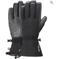 Rab Baltoro Gloves - Size: XL - Colour: Black